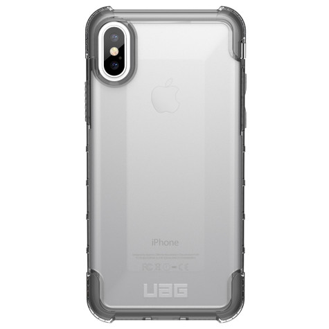 best sneakers 57337 f9689 UAG Plyo Case for iPhone X/Xs - Ice