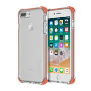 Incipio Reprieve Sport Case iPhone 8+ Plus - Coral/Clear