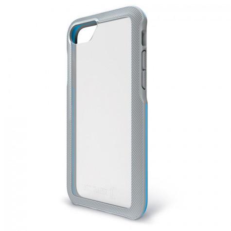 release date 87676 d9a98 BodyGuardz Trainr Unequal Case iPhone 8/7/6/6S - Blue/Grey