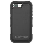 Griffin Survivor Extreme Case iPhone 8+/7+ Plus - Black/Tint