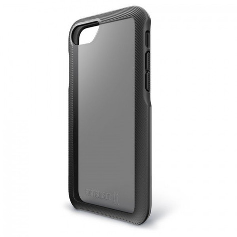 BodyGuardz Trainr Unequal Case iPhone 8 - Black/Grey