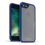 BodyGuardz Contact Unequal Case iPhone 8 - Navy/Green