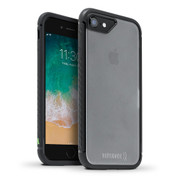 BodyGuardz Contact Unequal Case iPhone 8 - Black/Green