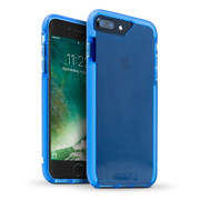 BodyGuardz Ace Pro Unequal Case iPhone 8+ Plus - Blue/White