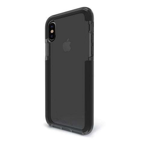 BodyGuardz Ace Pro Unequal Case iPhone X - Smoke/Black