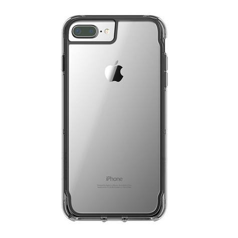 huge selection of 1f0e9 1253c Griffin Survivor Clear Case iPhone 8+/7+/6+/6S+ Plus - Smoke