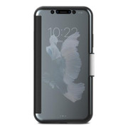 Moshi StealthCover Case iPhone X/Xs - Gun Metal Grey
