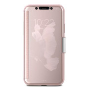Moshi StealthCover Case iPhone X/Xs - Champagne Pink