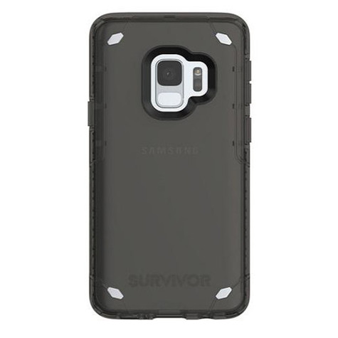 Griffin Survivor Strong Case Samsung Galaxy S9 - Black/Tint