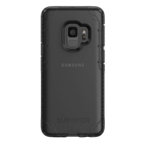 Griffin Survivor Strong Case Samsung Galaxy S9 - Clear