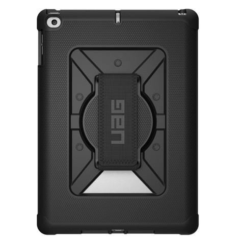 "UAG Metropolis Handstrap Case iPad 9.7"" (2017) - Black"