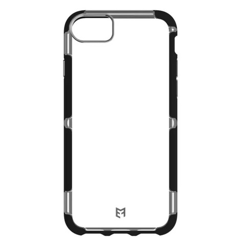 EFM Cayman D3O Case Armour iPhone 8/7/6/6S - Black/Space Grey