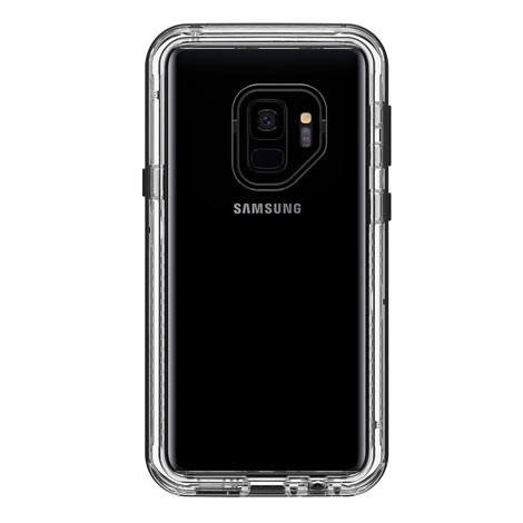 new style 18d9f 77158 LifeProof NEXT Case Samsung Galaxy S9 - Black Crystal
