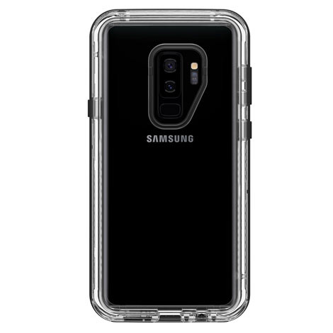 newest 92dbe 758e6 LifeProof NEXT Case Samsung Galaxy S9+ Plus - Black Crystal
