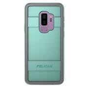 Pelican PROTECTOR Case Samsung Galaxy S9+ Plus - Aqua/Grey