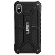 UAG Monarch Case iPhone X/Xs - Carbon Fibre