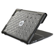 "Gumdrop BumpTech Case HP Chromebook G6 11"" - Black"