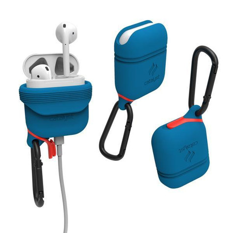 Catalyst Waterproof Case AirPods - Orange/Blue