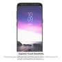Zagg InvisibleShield Tempered Glass Curve Elite Samsung Galaxy S9
