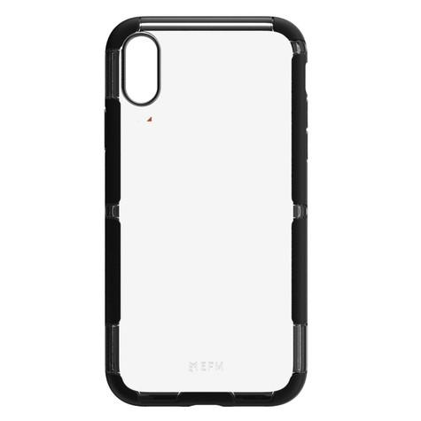 new style d01d3 a5705 EFM Cayman D3O Case Armour iPhone X/Xs - Black/Space Grey
