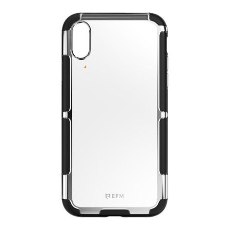 check out c1cd7 e8db4 EFM Cayman D3O Case Armour iPhone X/Xs - Silver Trim