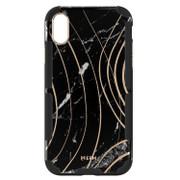 EFM Cayman D3O Case Armour iPhone XR - Black Marble