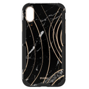 EFM Cayman D3O Case Armour iPhone XR - Black Marble