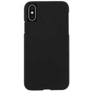 Case-Mate Barely There Case iPhone X/Xs - Black