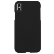 Case-Mate Barely There Case iPhone Xs Max - Black