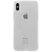 Case-Mate Barely There Case iPhone Xs Max - Clear