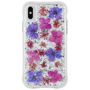 Case-Mate Karat Petals Case iPhone Xs Max - Purple