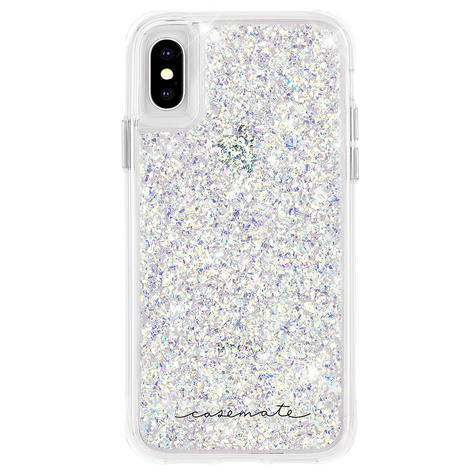 uk availability 9618d 033c6 Case-Mate Twinkle Case iPhone X/Xs - Stardust