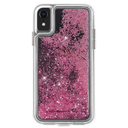 Case-Mate Waterfall Case iPhone XR - Rose Gold