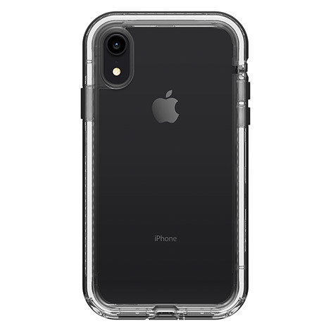 buy online a97a5 e6206 LifeProof NEXT Case iPhone XR - Black Crystal