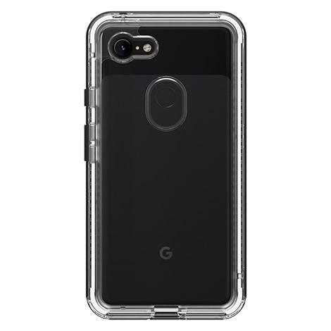 the best attitude c36d6 1986a LifeProof NEXT Case Google Pixel 3 XL - Black Crystal