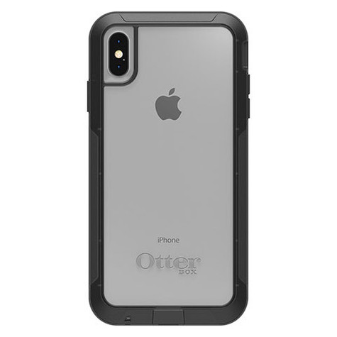 buy online f1f35 25485 OtterBox Pursuit Case iPhone Xs Max - Black/Clear