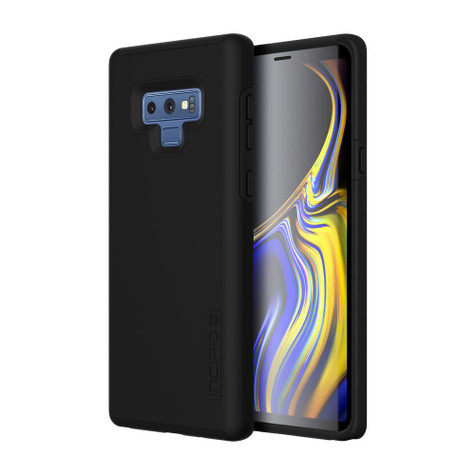 Incipio DualPro Case Samsung Galaxy Note 9 - Black
