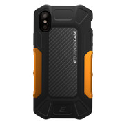 Element Formula Case iPhone X - Black/Orange