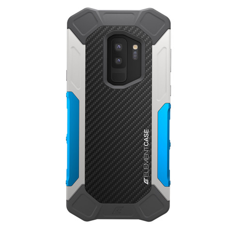 Element Formula Case Samsung Galaxy S9+ Plus - Blue