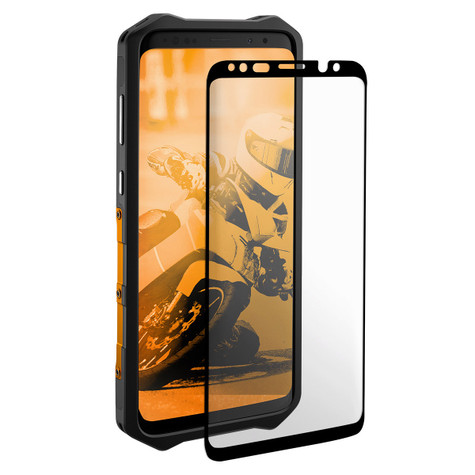 Element Tempered Glass Screen Protector Samsung Galaxy S9+ Plus - Clear