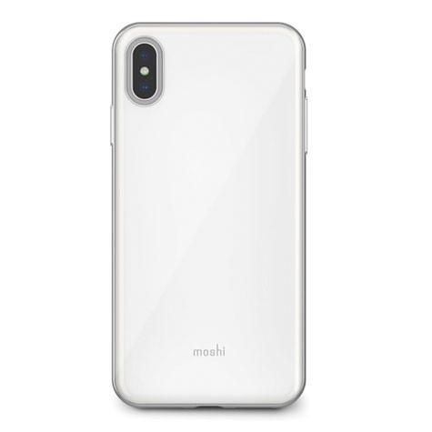 Moshi iGlaze Case iPhone Xs Max - White