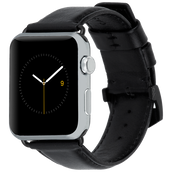 Case-Mate Signature Leather Band Apple Watch 42mm - Black