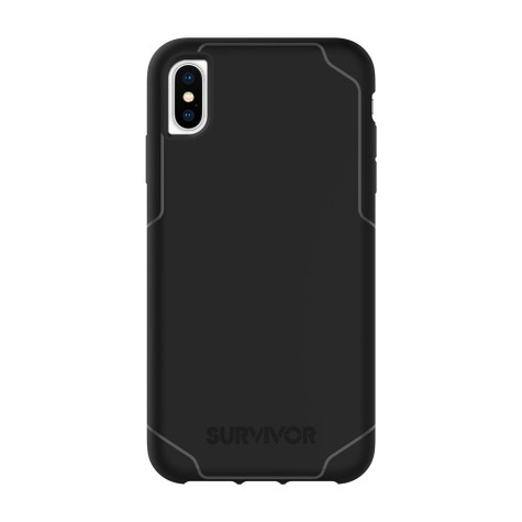 Griffin Survivor Strong Case iPhone Xs Max - Black