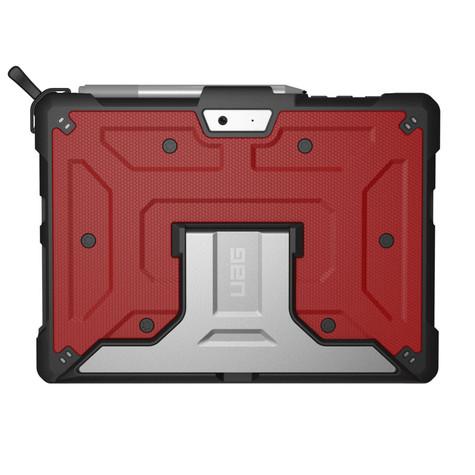 UAG Metropolis Case Microsoft Surface Go - Magma