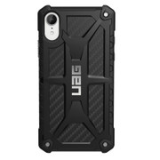 UAG Monarch Case iPhone XR - Carbon Fibre