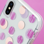 Case-Mate Wallpapers Case iPhone Xs Max - Pink Dot