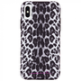 Case-Mate Wallpapers Case iPhone Xs Max - Grey Leopard