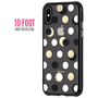 Case-Mate Wallpapers Case iPhone Xs Max - Metallic Dot
