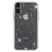 Case-Mate Sheer Crystal Case iPhone X/Xs - Clear