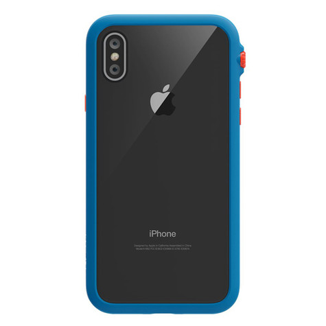 best loved 7f5d0 cb0a7 Catalyst Impact Protection Case iPhone X/Xs - Orange/Blue